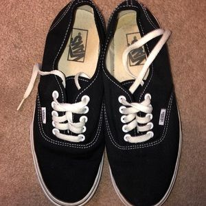 Old Skool black & white Vans